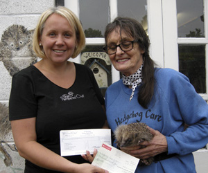 hedgehog-care-lincolnshire-fund-raiser