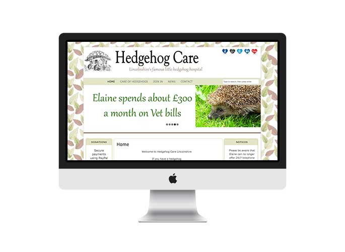 hedgehogcare.org.uk