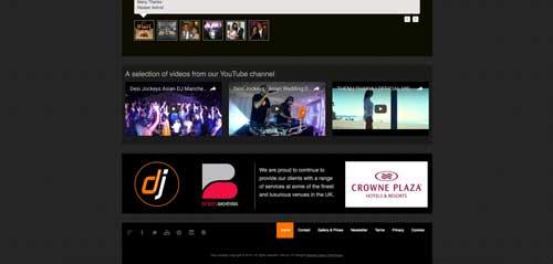Desi Jockeys Website Lower